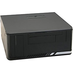 BM648 Mini-ITX Black Case, mini-ITX, 3.5