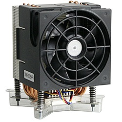 SNK-P0035AP4 Socket 775 / 1366 Active Heatsink for 4U Rack Server Chassis