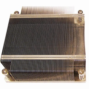 SNK-P0036 Socket 1366 Passive Heatsink for 1U Rack Server Chassis