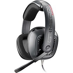 GameCom 777 Gaming Headset w/ Microphone, Dolby® Surround Sound, USB/Analog