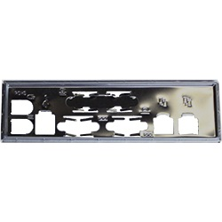 MBBCKPLT3 Motherboard I/O Shield Plate, Steel