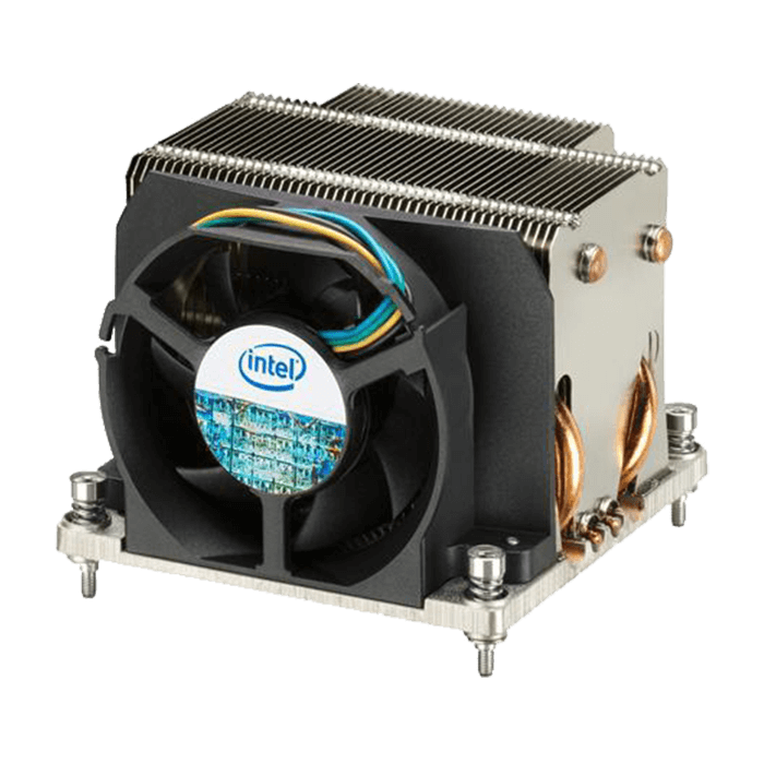BXSTS100C, Socket 1366, Copper/Aluminum, Retail Thermal Solution for Server Chassis