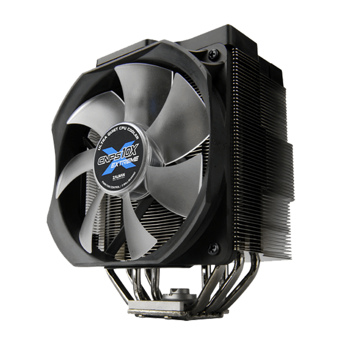 CNPS10X Extreme, Socket 2011-3/1151/AM3+/FM2+, 160mm Height, Copper/Aluminum, Retail CPU Cooler