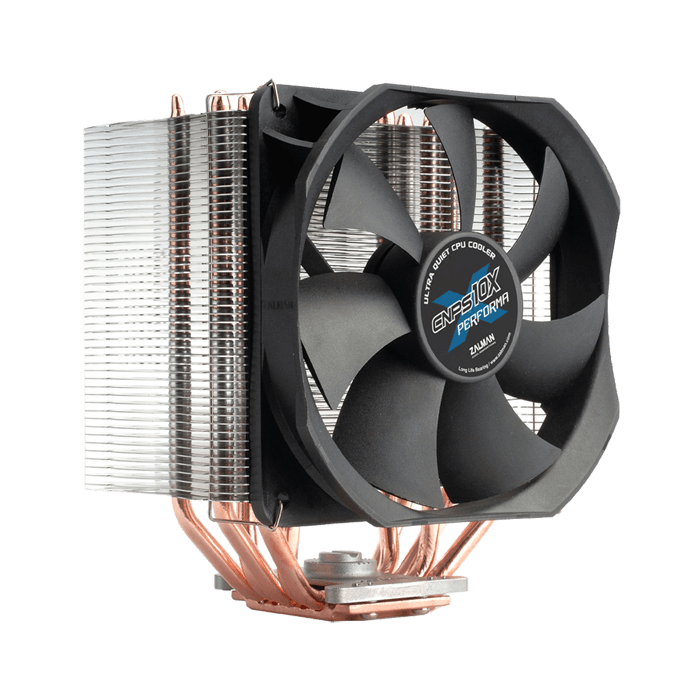 CNPS10X Performa+, Socket 2011-3/1151/AM3+/FM2+, 151mm Height, Copper/Aluminum, Retail CPU Cooler