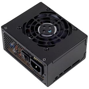 SFX ST45SF 450W Power Supply, 80 PLUS® Bronze, 24-pin ATX12V EPS12V SFX12V, 1x 6-pin + 1x 8/6-pin PCIe, Retail