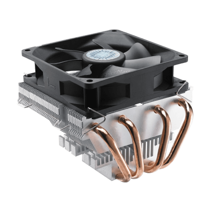 Vortex Plus, 84mm Height, Copper/Aluminum CPU Cooler