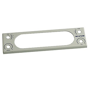 Face Plate for Scythe Kama-Meter Fan Control Panel, Steel