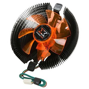 Apache EP-CD903 CPU Cooler, Socket 1150/1155/1156/754/939/AM3/AM2, 57mm Height, Aluminum, Retail