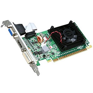GeForce® 8400 GS 520MHz, 1GB GDDR3 1200MHz, PCIe x16, VGA+DVI+HDMI, Retail