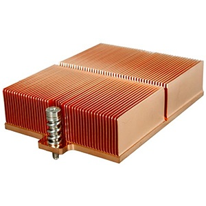 A1 Socket G34 LGA1944 Passive Heatsink for 1U Server Chassis, Copper