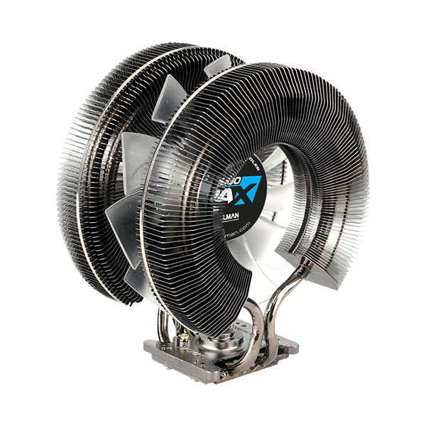 CNPS9900 MAX 135mm Blue/Red LED Fan, Socket 2011-3/1155/1156/1150/1151/1366/775, FM1/FM2/AM3/AM3+/AM2/AM2+, 152mm Height, Copper/Nickel Plated, CPU Cooler