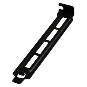 SLBRACKET14 PC Case Slot Bracket, Full-Height, Steel