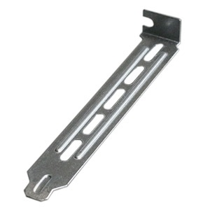 SLBRACKET45 PC Case Slot Bracket, Full-Height, Steel