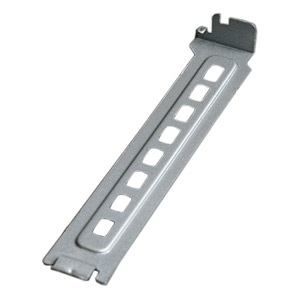 SLBRACKET48 PC Case Slot Bracket, Full-Height, Steel