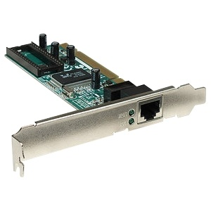 Intellinet Gigabit PCI Network Card Wake On LAN (WOL) support