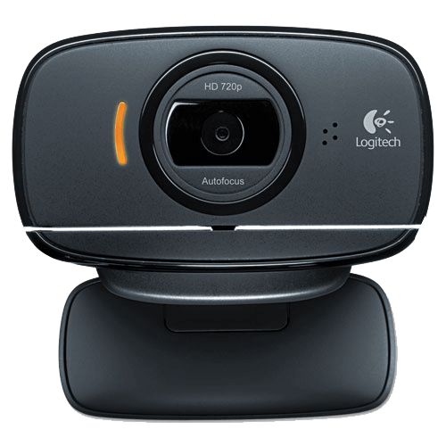 HD Webcam C525 8MP Black, 1280x720 USB 2.0