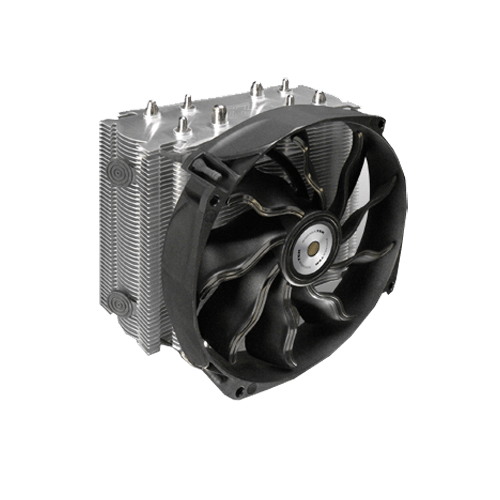 Prime SD1484, 159mm Height, Aluminum CPU Cooler