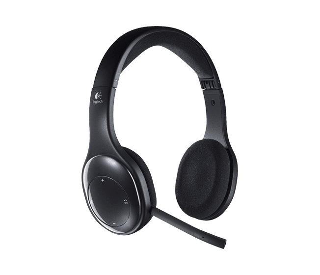 H800 Stereo Wireless Headset w / Microphone Retail