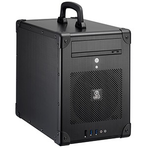 PC-TU200B Black Mini Tower Case, 3.5