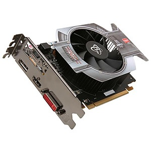 Radeon™ HD 6670 800MHz, 1GB DDR5 4000Mhz, PCIe x16, DVI+HDMI+DP, Retail