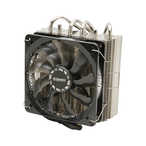 ETD-T60-TB, Socket 1151/AM3+/FM2+, 115mm Height, Nickel/Aluminum, CPU Cooler