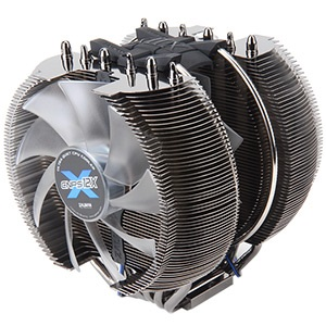 CNPS12X CPU Cooler, Socket 2011/1155/1156/1366/775/FM1/AM3/AM2, 154mm Height, Copper/Aluminum, Retail