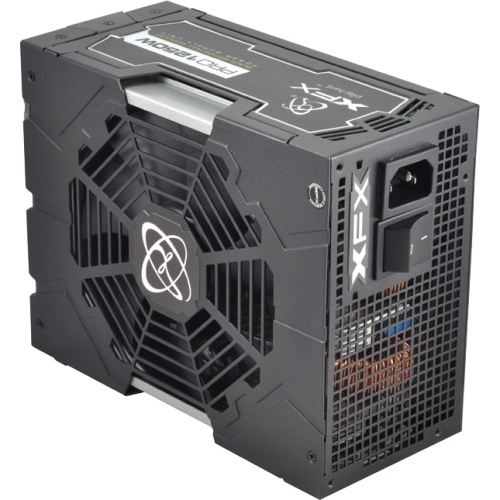 ProSeries Black Edition 1250W Power Supply w/ Modular Cables, 80 PLUS® Gold, 24-pin ATX12V v2.2 2x EPS12V, 8x 8/6-pin PCIe, Retail