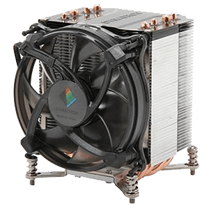 R17, Socket 2011-3, 110mm Height, 160W TDP, Copper/Aluminum, Retail CPU Cooler