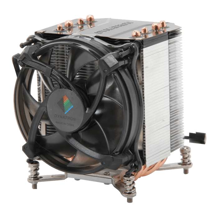 R17, Socket 2066/2011-3, 110mm Height, 165W TDP, Copper/Aluminum, Retail CPU Cooler