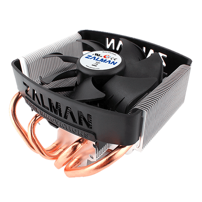 CNPS8000B, Socket 1151/AM3+/FM2+, 66mm Height, Copper/Aluminum, Retail CPU Cooler