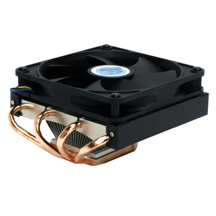 Falcon Series II, Socket 1151, 70mm Height, Copper, Retail CPU Cooler