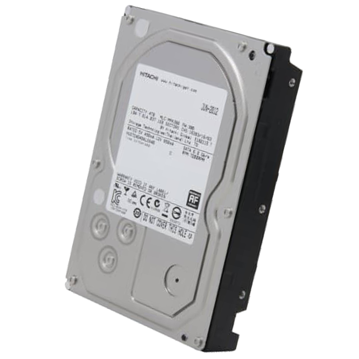 Ultrastar 7K4000, 4 TB, Internal Hard Drive, SATA 6Gb/s, 3.5 Inch, 7200 rpm, 64 MB Buffer, OEM