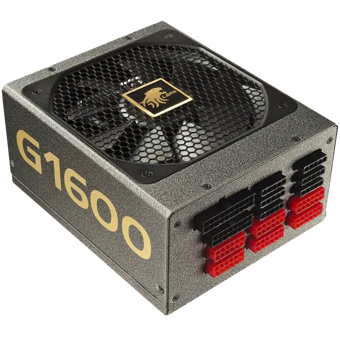 G1600-MA 1600W, 80 PLUS Gold, Full Modular, ATX Power Supply