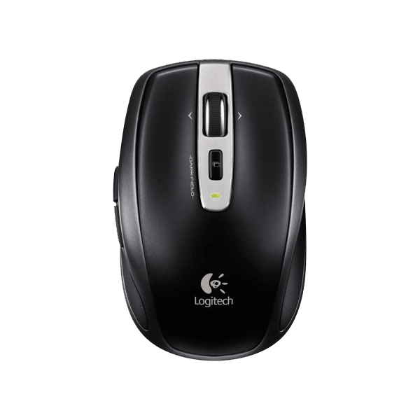 Anywhere MX, 5 Buttons, 1000dpi, Wireless 2.4GHz, Black, Retail Laser Mouse