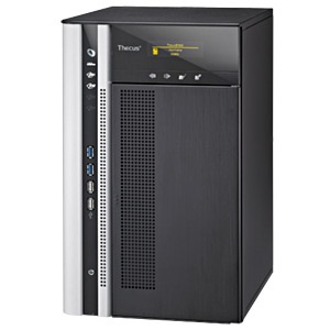 N8850 TopTower Enterprise NAS Server, Core™ i3-2120, 4GB DDR3, SATA RAID 6 HS /8, HDMI, USB 3.0 /4, USB 2.0 /4, GbLAN /2, 400W PSU