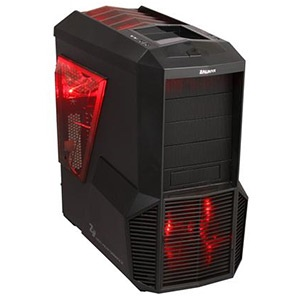 Z11 Plus HF1 Black Mid-Tower Case, ATX, No PSU, Steel/Plastic
