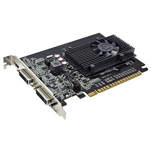 GeForce® GT 610 810MHz, 1GB DDR3 1000MHz, PCIe x16, mini-HDMI + 2x DVI, Retail