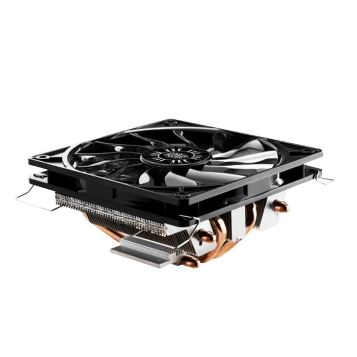 GeminII M4, 59mm Height, Aluminum/Copper CPU Cooler