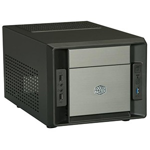 Elite 120 Advanced Black Mini-Cube Case, 3.5