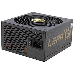 Gold G650-MAS 650W Power Supply w/ Modular Cables, 80 PLUS® Gold, 24-pin ATX12V EPS12V, 4x 8/6-pin PCIe, Retail
