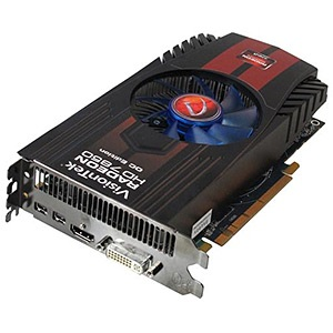 Radeon™ HD 7850 OC 860MHz, 2GB GDDR5 1200MHz, PCIe x16 CrossFire, DVI + HDMI + 2x mini-DP, Retail