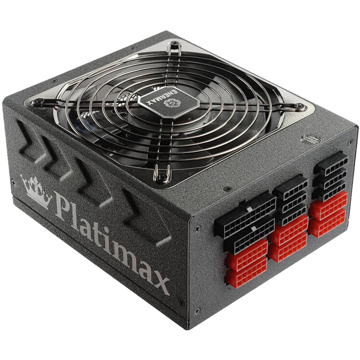 Platimax Series EPM1350EWT 1350W, 80 PLUS Platinum, Full Modular, ATX Power Supply