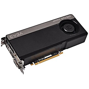 GeForce® GTX 660 SuperClocked 1046MHz, 2GB GDDR5 6008MHz, PCIe x16 SLI, DP + HDMI + 2 x DVI, Retail
