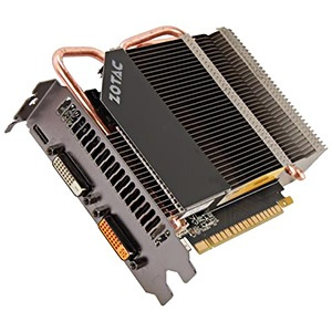 ZT-60204-20L, GeForce® GT 640 900MHz, 2GB DDR3 1782MHz, PCIe x16, mini-HDMI + 2x DVI, Retail