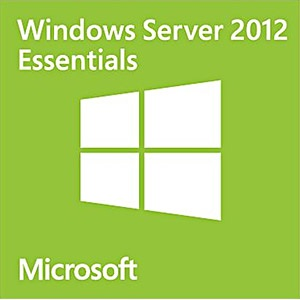 Windows Server 2012 Essentials, 64-bit, 1-2 CPU, OEM