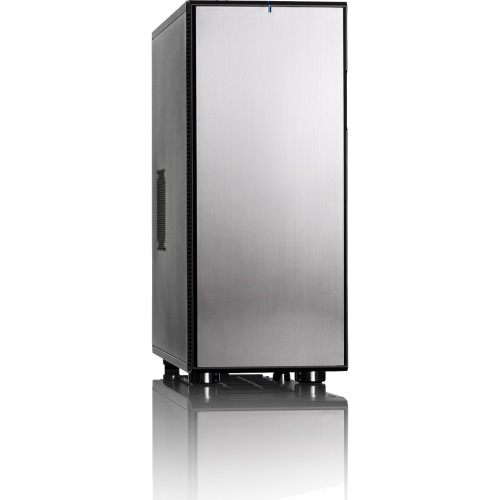 Define XL R2 Titanium Grey Silent Full Tower Case, XL-ATX / EATX, 9 Slots, No PSU, Plastic/Steel