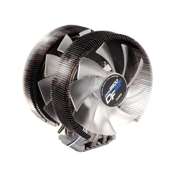 CNPS9900DF 120-140mm Dual Fans, Socket 2011-3/1155/1156/1150/1151/1366/775, FM2/FM1/AM3/AM3+/AM2/AM2+, 154mm Height, Copper, Blue LED, CPU Cooler