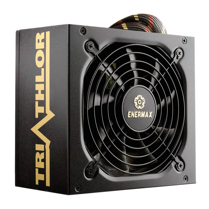 Triathlor FC Series ETA650AWT-M 650W, 80 PLUS Bronze, Semi Modular, ATX Power Supply