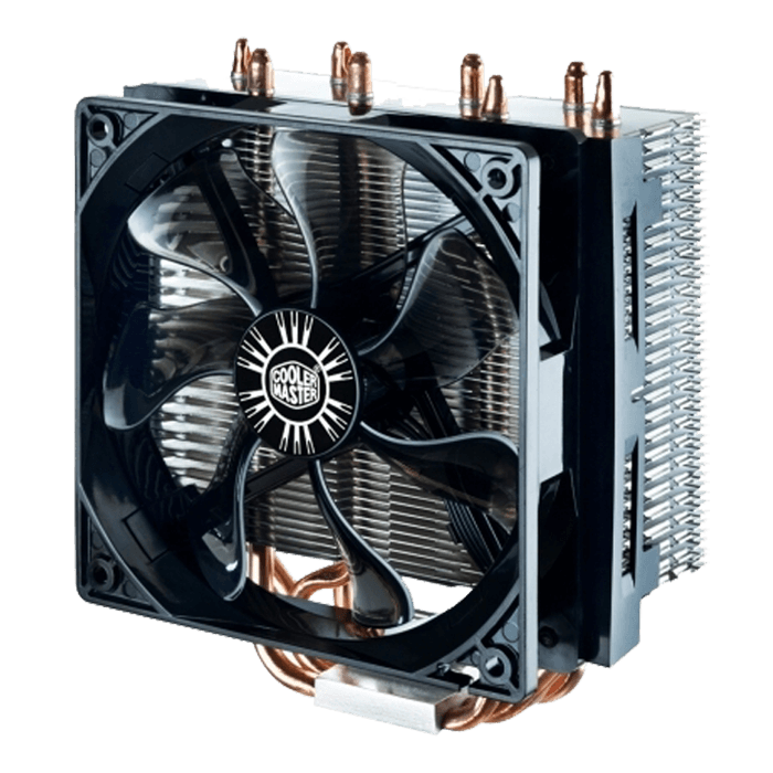 Hyper T4, 153mm Height, Copper/Aluminum CPU Cooler