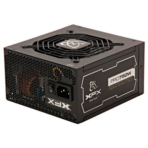 ProSeries Black Edition 750W Power Supply, 80 PLUS® Gold, 24-pin ATX12V v2.2 2x EPS12V v2.91, 4x 8/6-pin PCIe, Retail